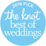 The Knot Best of Weddings 2016 pick