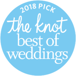 The Knot Best of Weddings 2018 pick