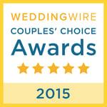 Weddingwire Couples' Choice Awards 2015