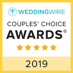 Weddingwire Couples' Choice Awards 2019