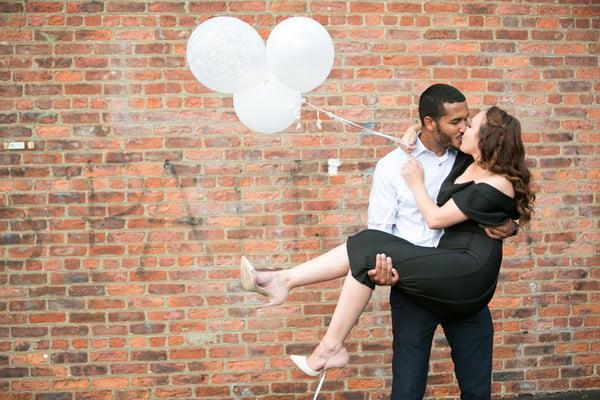 Dumbo Engagement Photo | Lotus Wedding Photography