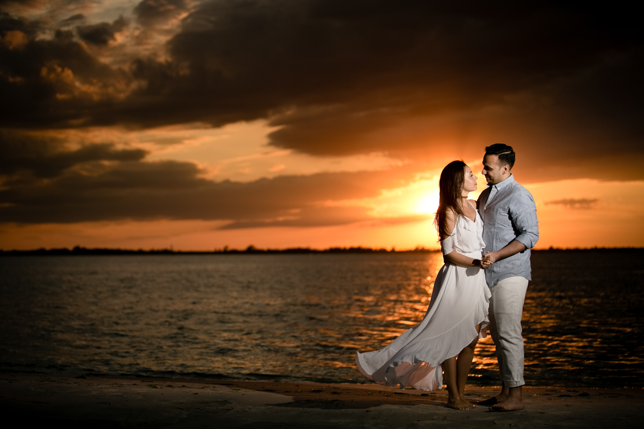 Jones Beach Engagement Shoot-16