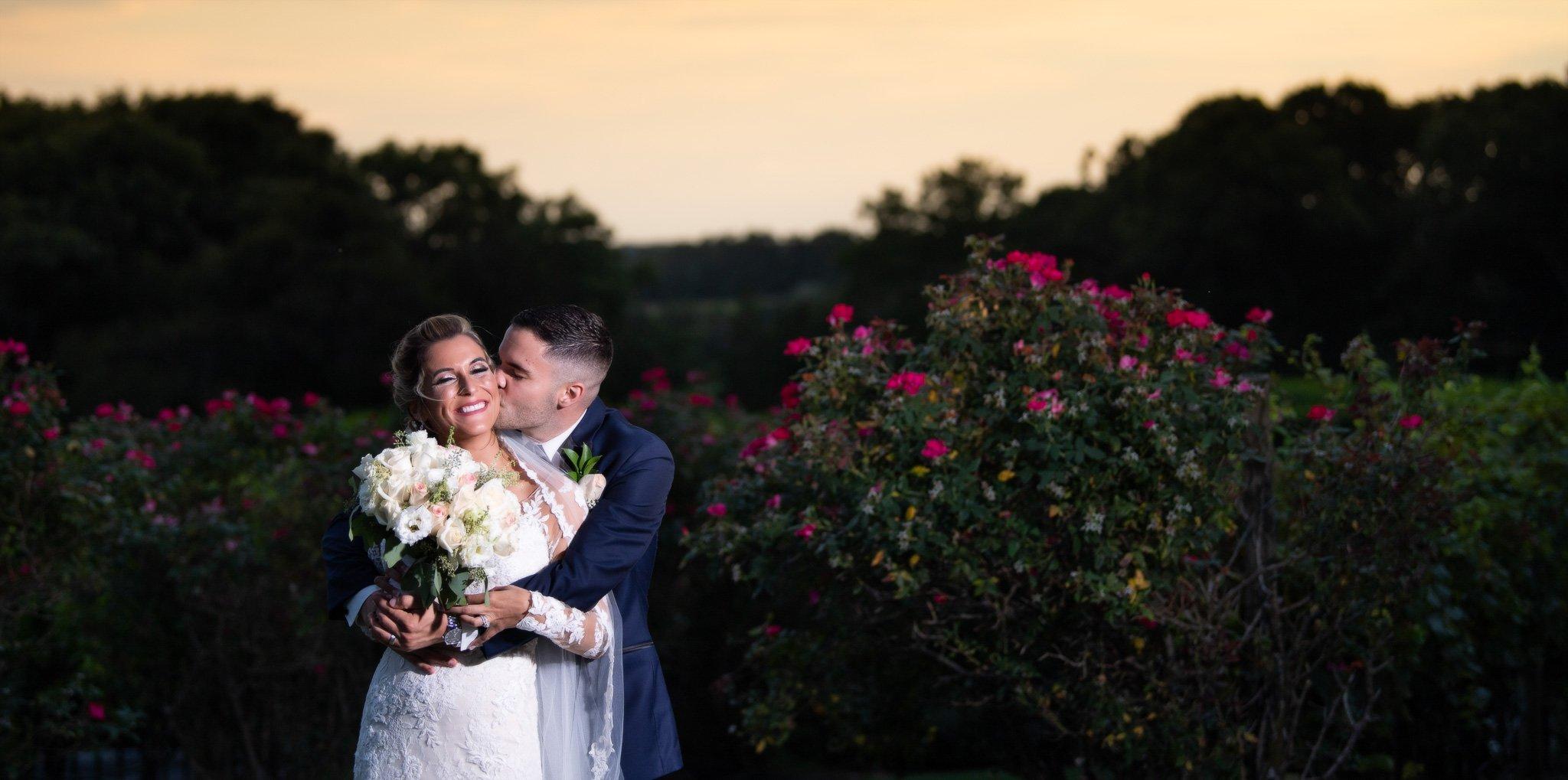 Giorgios Baiting Hollow Wedding Photos