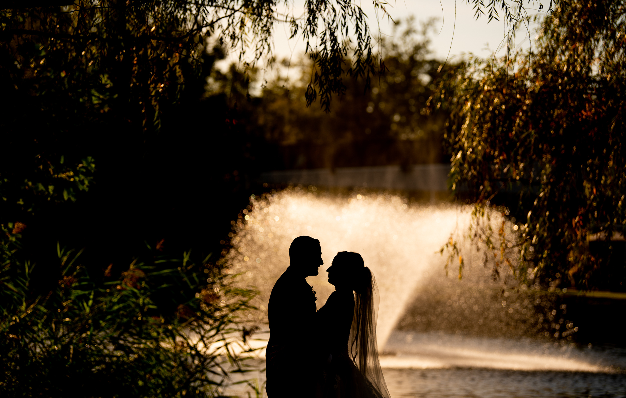 Couple Outdoor at Flowerfields | Lotus Wedding Photography