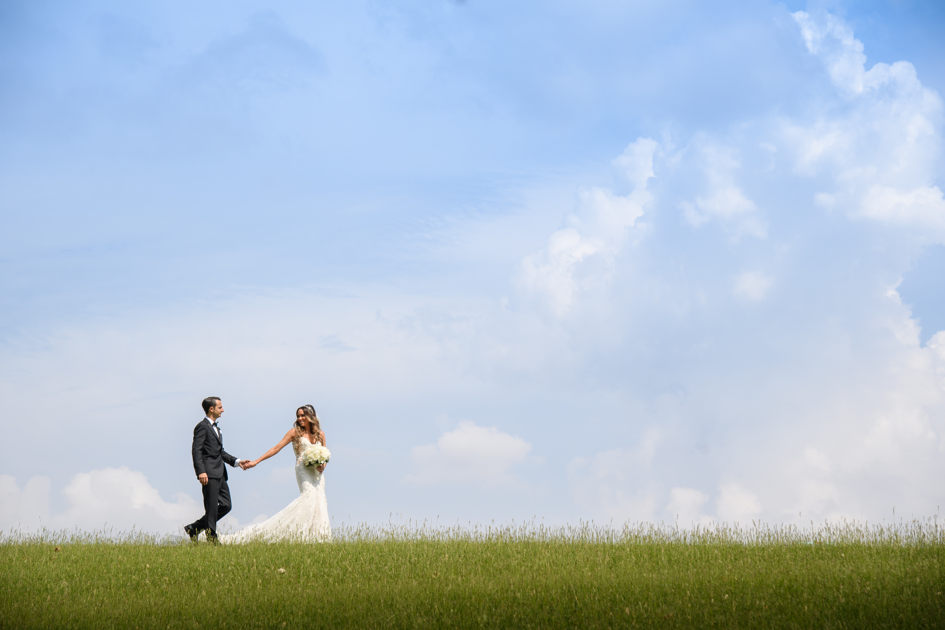 Best Heritage Club at Bethpage Wedding Photography